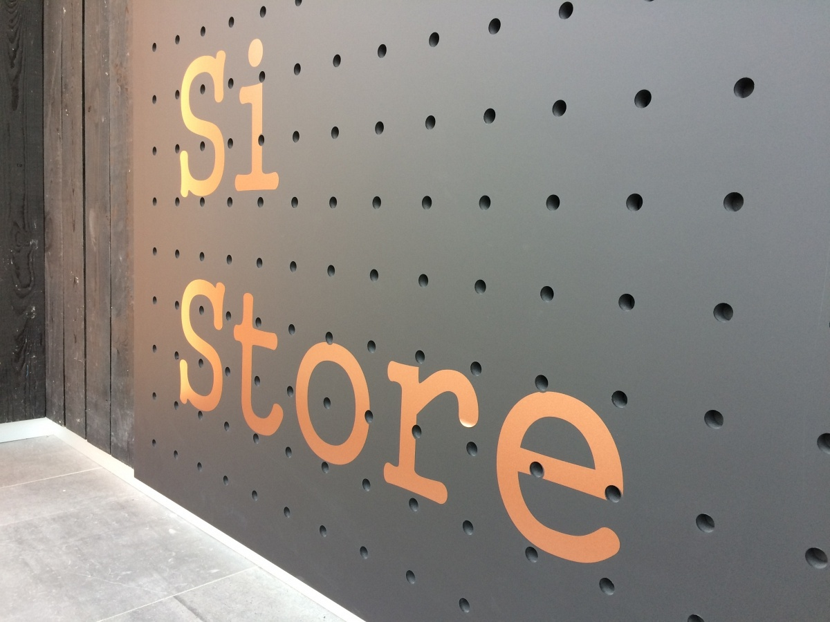 Interieur SI STORE 1