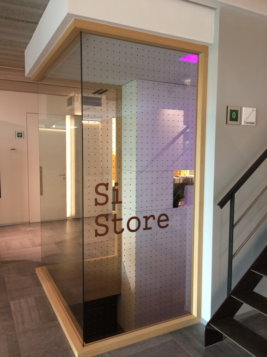 Interieur SI STORE 2